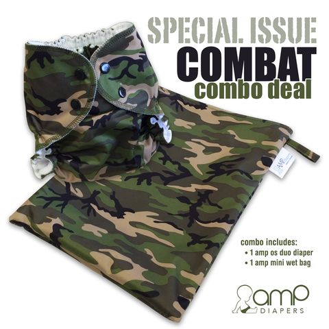 AMP Special Issue Combat Combo Deal