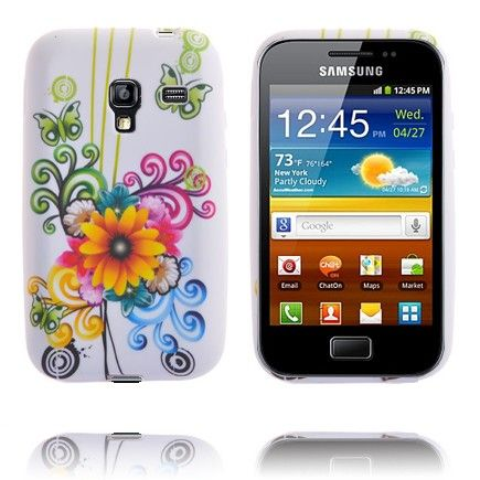 Symphony (Solblomst) Samsung Galaxy Ace Plus Cover