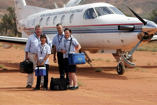 The Royal Flying Doctor Service of Australia (The Flying Doctor) is an emergency and primary health care service for those living in rural, remote and regional areas of Australia. It is a not-for-profit organisation which provides health care to people who are unable to access a hospital or general practice due to the vast distances of the Outback.The Royal Flying Doctor Service is a unique icon of Australian culture