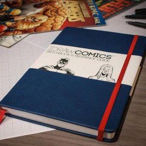 Tolle Geschenkidee für alle die gerne malen, zeichnen oder generell gerne Geschichten erzählen. Und insb. natürlich Comic-Fans. Mit einem Comic-Buch zum selbstzeichnen können sich Kreative mal so richtig austoben. Dabei muss die Geschichte ja kein klassischer Comic sein (eigene Leben?). Das I draw Comics Buch hat umfangreiche Anleitungen und Vorlagen an Bord: http://ohphoria.de/Geschenkideen/comic-selber-machen/ #bringjoytogiving