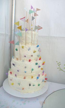 cheri messerliHoliday Cake