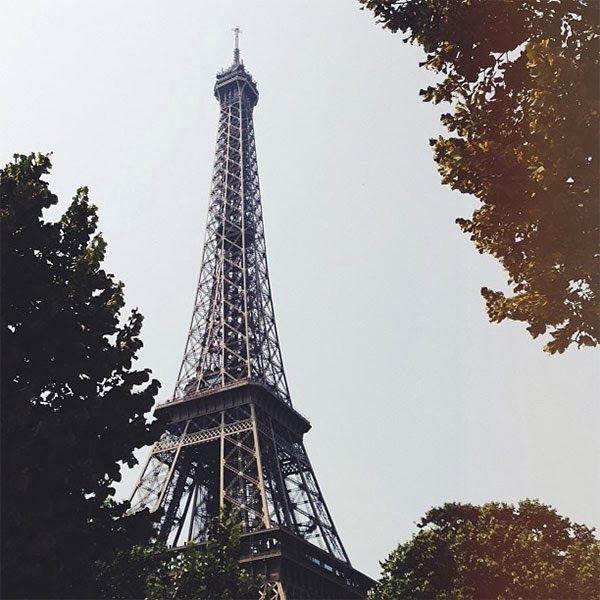 UM RAIO DE SOL NA ÁGUA FRIA By Marta Martins : Paris by Instagram