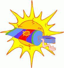 Sun screen will not hurt you.  Burning will.