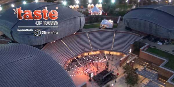 taste of roma 2013 (23 > 26/09/2013)  auditorium parco della musica
