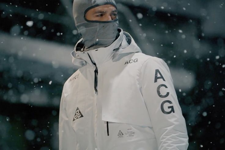 A First Hand Look at Nike ACG Collection's Design