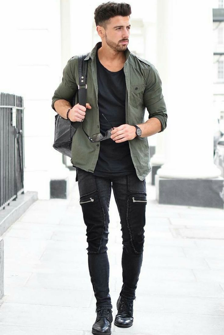 15 Amazing Ways To Style Your Skinny Pants This Fall ...