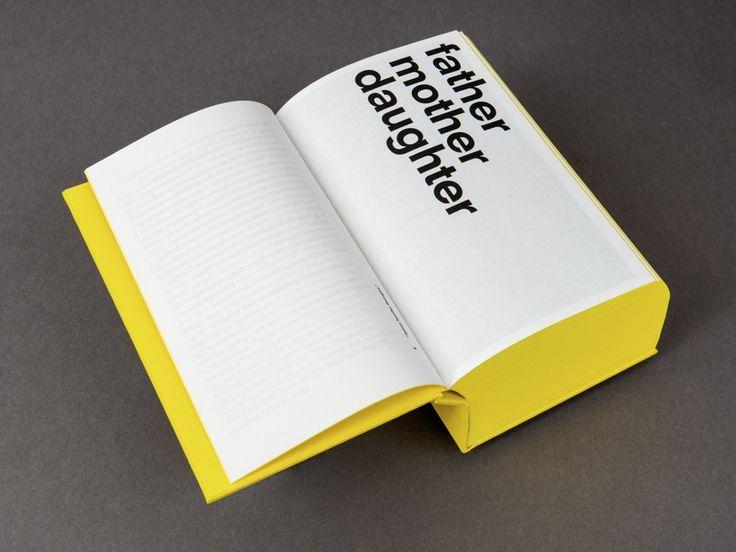 Irma Boom – James Jennifer Georgina, Erasmus Publishing
