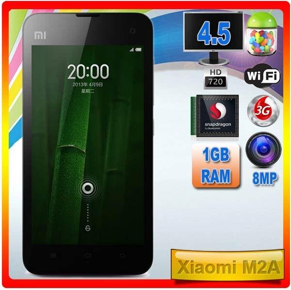 Xiaomi Mi2A  Experimenta con un terminal Android, pero con Miui, no te quedarás indiferente