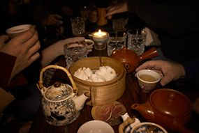Opium - Dim Sum & Cocktail Bar - London Soho: Eating London Tours