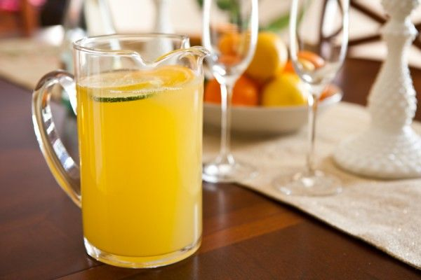 Citrus Sangria by EclecticRecipes.com #recipe