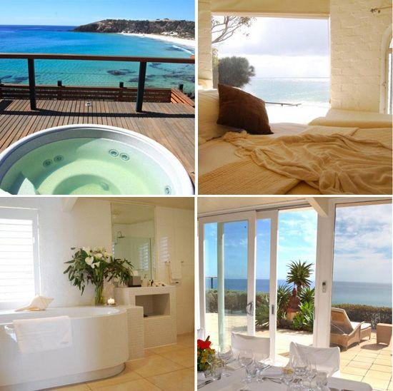 Luxurious Australian Honeymoon Accommodation