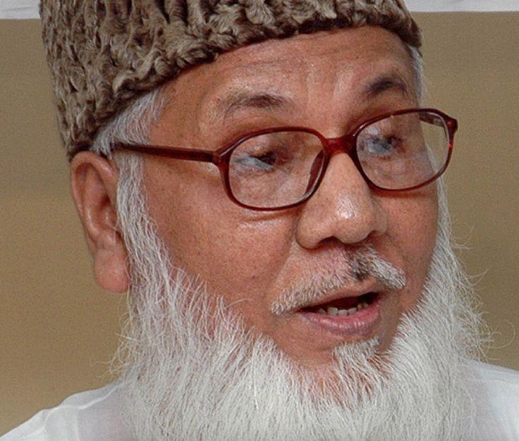 †  Motiur Rahman Nizami (73) 11-05-2016 Bangladeshi politicus, prediker en voormalige leider van de Bangladesh Jamaat-e-Islami. Hij was lid van het parlement van Pabna kiesdistrict 1991-1996 en van 2001 tot 2006.   https://youtu.be/DJPkR3xz5cg