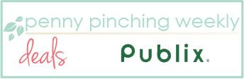 Publix Coupon Matchups, Thanks to Penny Pinching and Favado app!