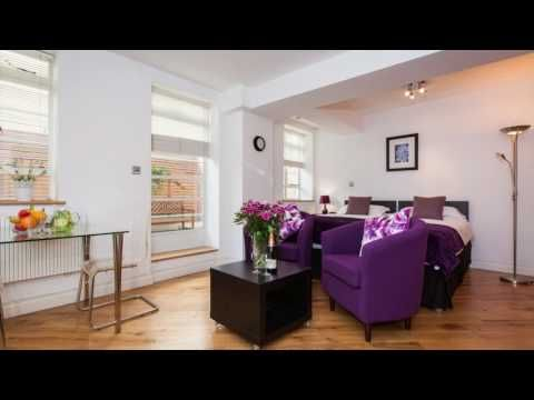 Nell Gwynn Apartments - 4 Star Quality Vacation Rentals in London - YouTube
