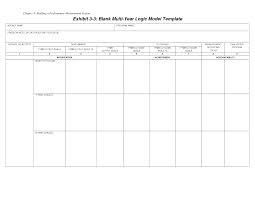 logic model template microsoft word - 17 best images about wnc program evaluation on pinterest
