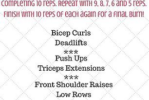 At Home Dumbbell Workout (and a Quick 6-Week Check In)