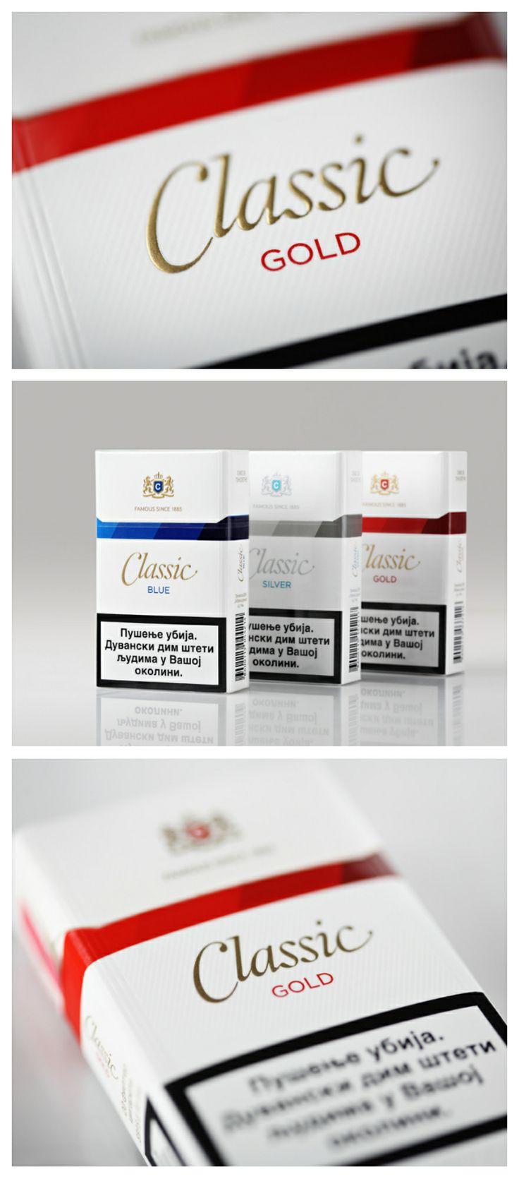Optimistic view on a cigarette design package.. http://www.cobaassociates.com/portfolio/classic.htm