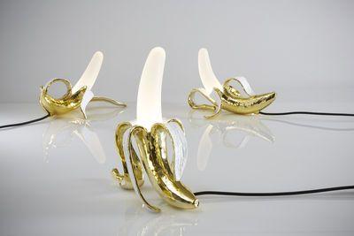Banana Louie Table lamp - / Resin & glass by Seletti