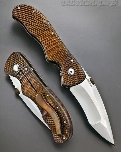 15 Most Beautiful and Custom Pocket Knives ~ Techij http ...