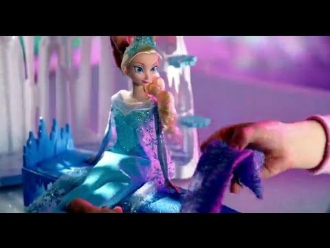 Disney Frozen Sparkle Anna of Arendelle Doll - I Love It