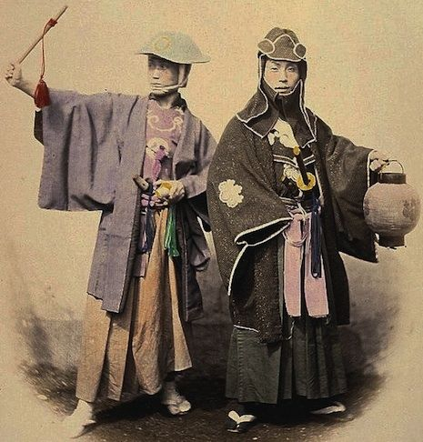 Os últimos samurais