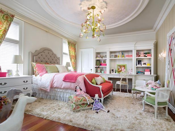 Transitional | Bedrooms | c. marie hebson, CCIDA : Designer Portfolio : HGTV - Home & Garden Television