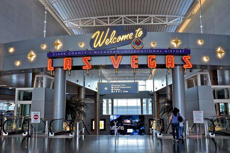 Airport » Top Limo Las Vegas Las vegas airport, Mccarran