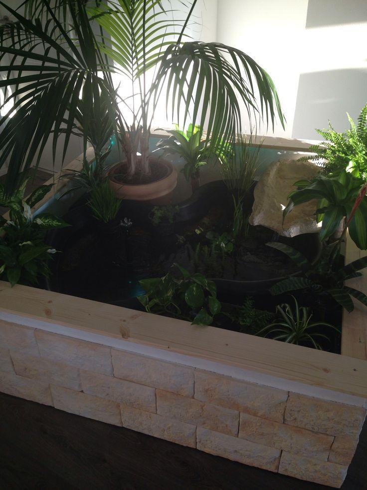 13 best indoor pond ideas images on pinterest - Indoor ponds ...