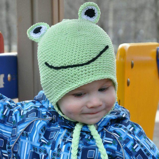 50 отметок «Нравится», 1 комментариев — @aljushinka в Instagram: «🐸 #лягушка #frog #шапкалягушка #шапкалягушонок #шапкалягуха #knittingforkids #шапка #вязаниедетям…»