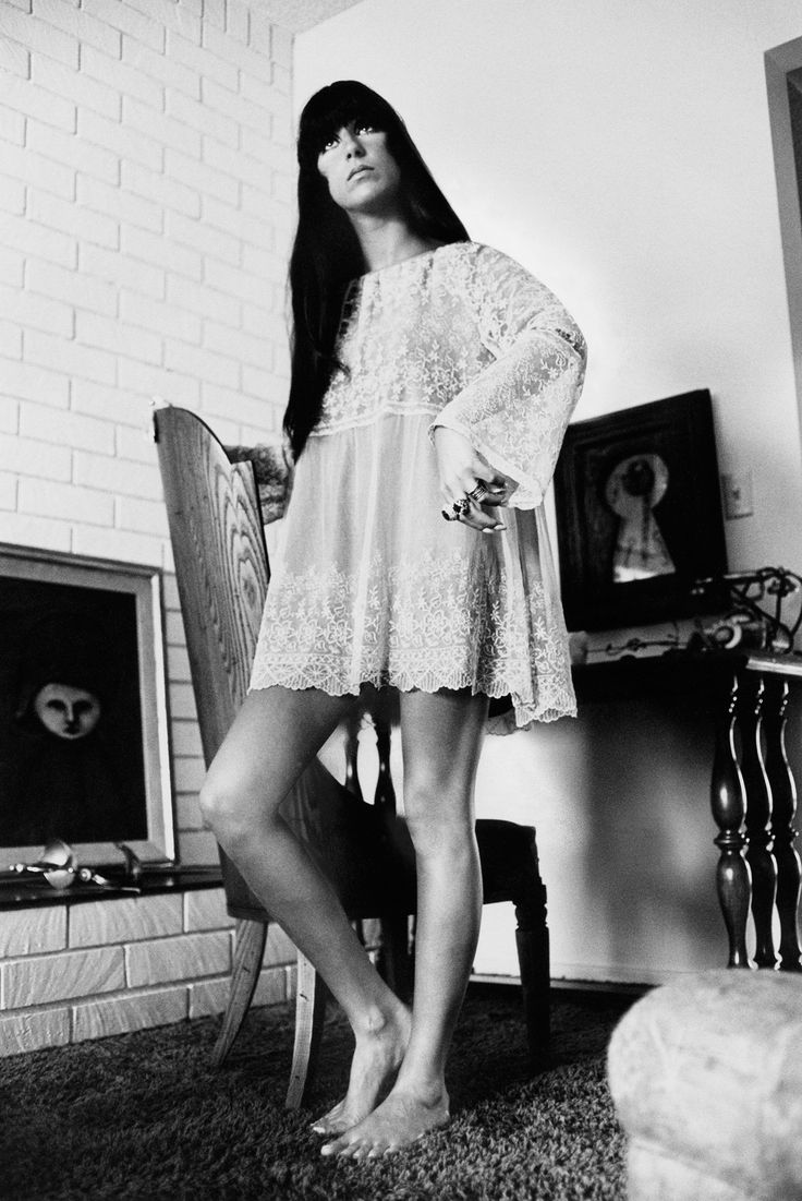 Cher's Style: From Sonny to Marc - Cher in 1967-Wmag