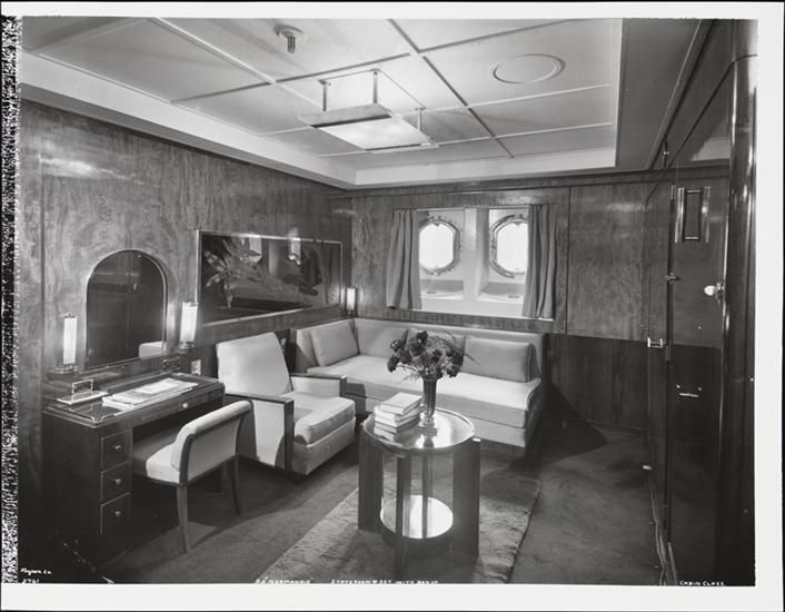 382 best ocean liner history images on pinterest cruises for First class cruise ship cabins