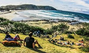 Coffee Shack -  Fair Trade-certified lodge is 30% community-owned and responsible tourism informs all its activities, including its Sustainable Coffee Bay NGO and tours offering an experience of rural Xhosa life – and a taste of umqombothi (maize beer). Surf lessons and guided hikes are also on offer.