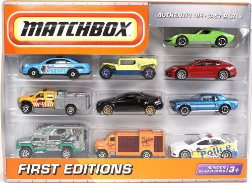 Matchbox Cars The First 50 Years