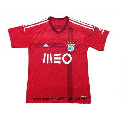 Nueva Camisetas de futbol Personalizadas Benfica 2014 2015