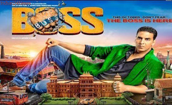 Hindi Movies Boss akshay kumar full movie