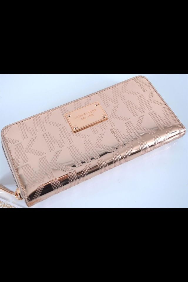 e488e6879b92 Buy michael kors rose gold purse   OFF45% Discounted