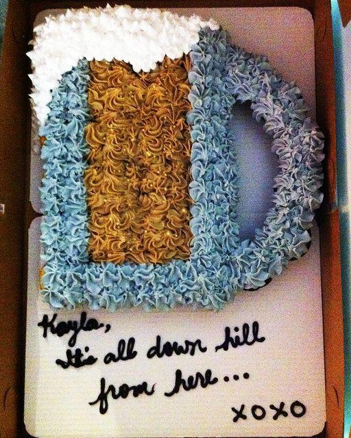 Men S Pull Apart Cupcake Cake