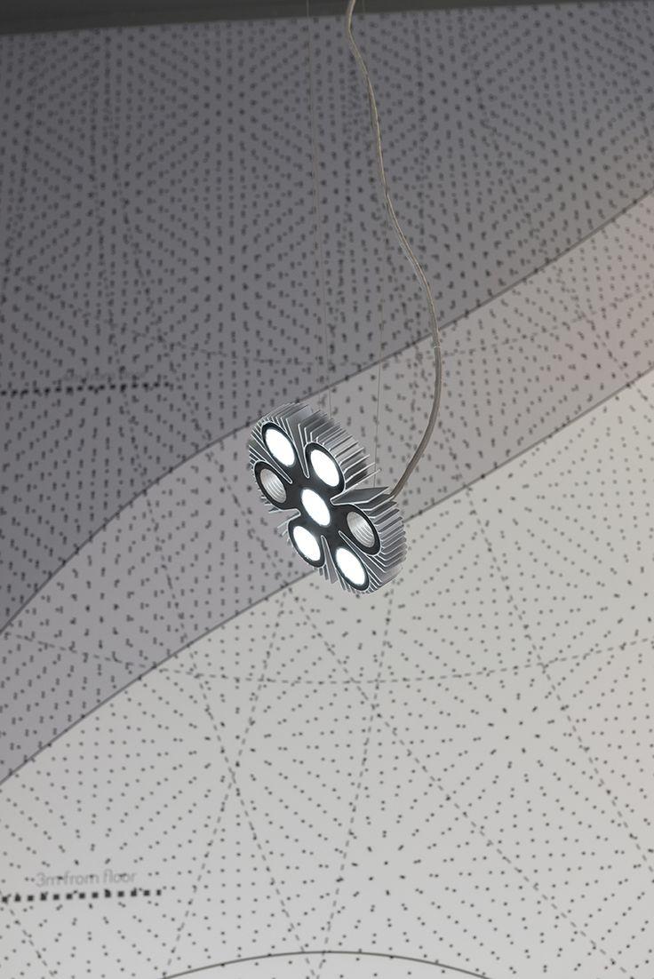 #LoT designed by Tapio Rosenius  #ArtemideEuroluce #ArtemideMDW17