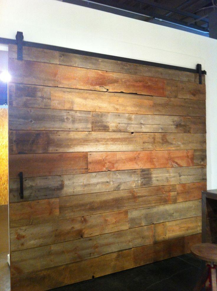 vanhasta puusta voit rakentaa oman ladonoven lautaa lydt metsnkyln navetalta ja liukupyrt lytyvt samasta pihapiirist barn board wallbarn - Wall Board Ideas