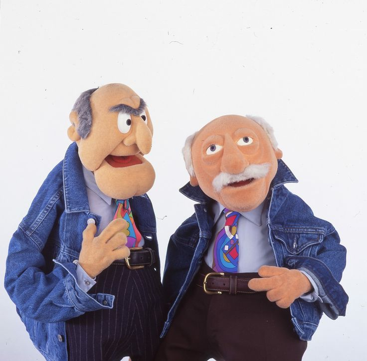 1000 Ideas About Statler And Waldorf On Pinterest: 43 Best Statler And Waldorf Images On Pinterest