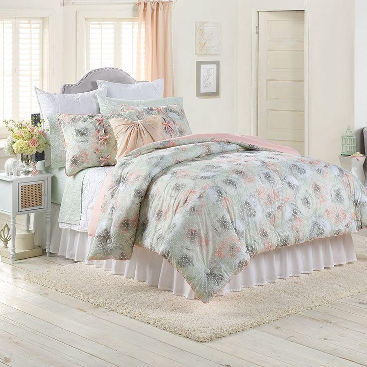 LC Lauren Conrad for Kohl s Peony Dreams Bedding Set. 17 best ideas about Kohls Bedding on Pinterest   Apartment bedroom