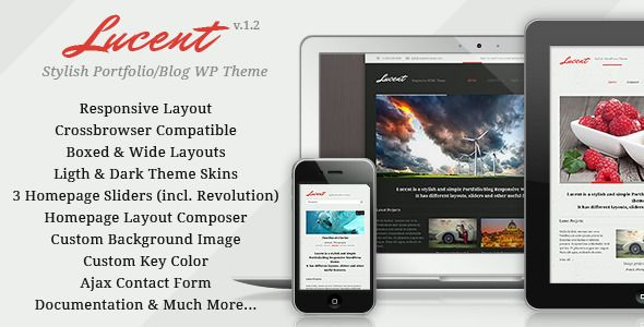 This Deals Lucent - Responsive Portfolio/Blog WordPress Themewe are given they also recommend where is the best to buy