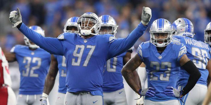 Detroit Lions vs. New York Giants on Monday Night Football live updates