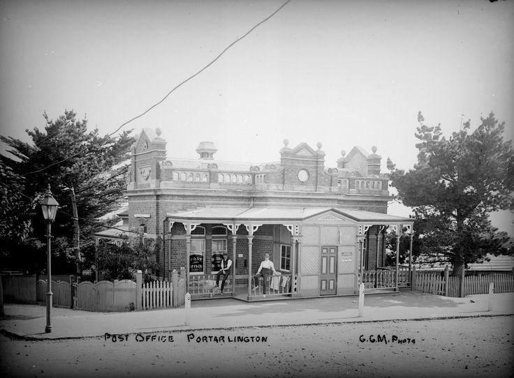 Portarlington Post Office [Source: SLV]
