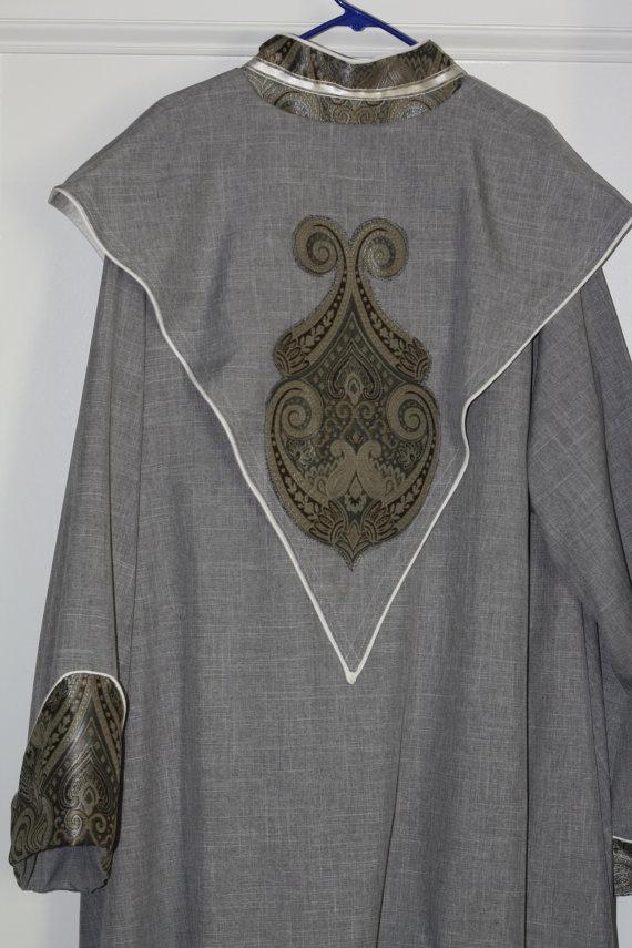 Custom Albus Dumbledore Costume Adult size S - L