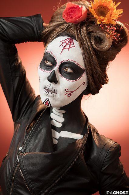 Sugar Skulls by ipaghost, via Flickr