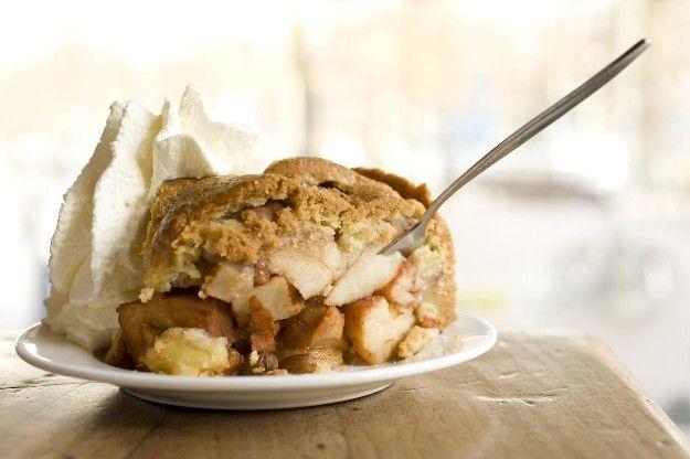 FIRST CLASS - Appel taart de Winkel, la mejor de Amsterdam