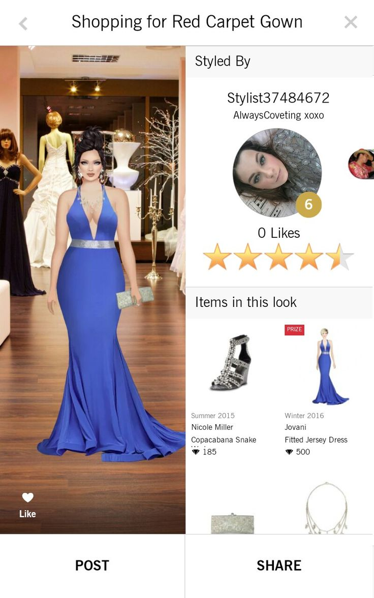Shopping for Red Carpet Gown | Covet Fashion Jet Set Styles ...