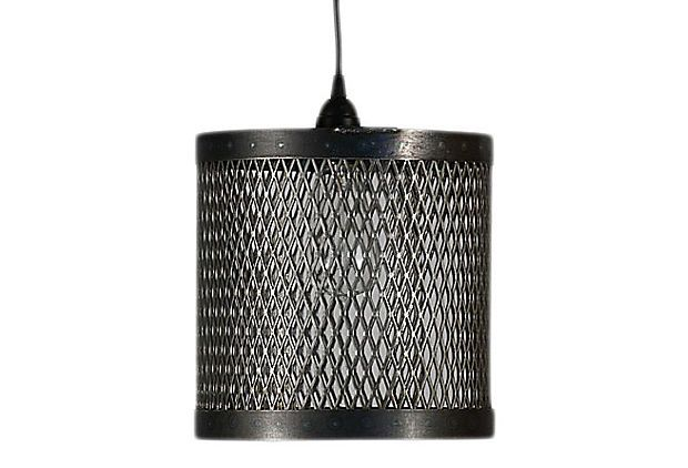 Cage Light, Small on OneKingsLane.com Made of recycled metal, this cylindrical light adds illumination with a sophisticated, industrial edge.    Elegant silhouettes and rough-hewn textures. Traditional shapes and decidedly untraditional materials. Because Zentique complements the classic with the innovative, its furniture, lighting, and accents are anything but predictable - though we do predict you'll love the verve they'll bring to your home.: Wood, Elegant Silhouette, The Solstice, Industrial Chic, They Ll, Metals Lamps, Lighter Colors, Recycled Metals