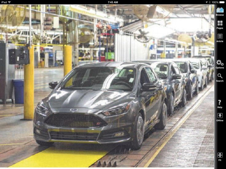 506 best images about Automotive Assembly Lines and Factories on Pinterest